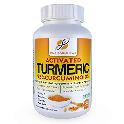 DNA Formulas - Turmeric Curcumin C3…
