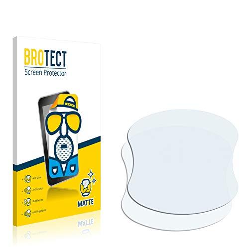 BROTECT 2X Entspiegelungs-Schutzfolie kompatibel mit Siemens ME45 Bildschirmschutz-Folie Matt, Anti-Reflex, Anti-Fingerprint