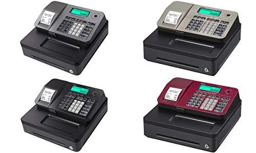 Casio SE-S100SB-GD-FR - Caja grabadora, Color Dorado