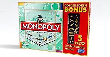 Monopoly Golden Token Bonus Edition