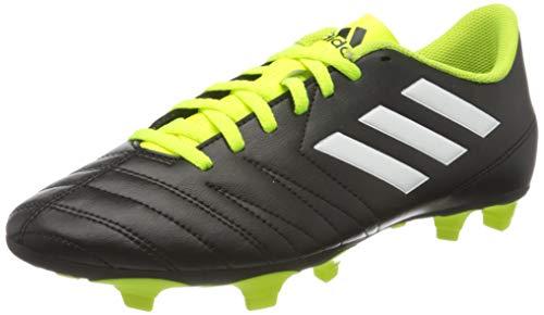 adidas heren Sportswear Ru Canvas Windrunner voetbalschoenen, zwart/wit/geel 000), 46 EU