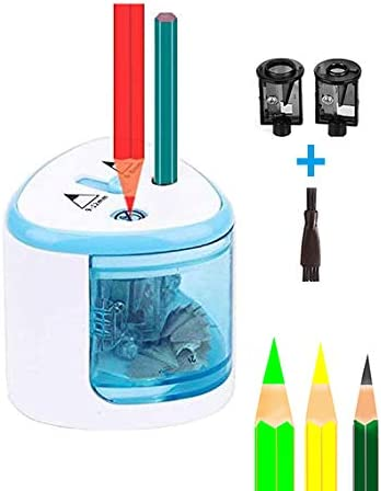 Washington El Paso Mall Mall Battery Operated Sharpener and Double Sharp Pencil Electric Hole