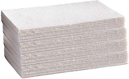 Super Absorbent Gelling Absorbent Pads for Commode Liners, 30 Count Disposable Gelling Absorbent Pads for Commode Bags