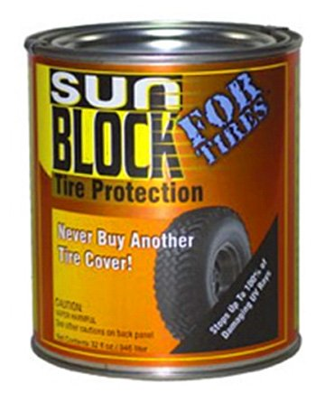 SunBlock For Tires