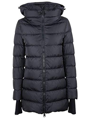 Herno Luxury Fashion Damen PI0660D120049200 Blau Synthetisch Fasern Steppjacke | Herbst Winter 20