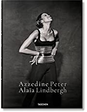 Peter Lindbergh. Azzedine Alaïa (Fotografia)
