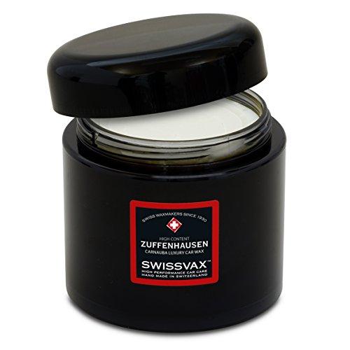 SWISSVAX ZUFFENHAUSEN Cire premium pour système de vernis de Porsche, 200 ml
