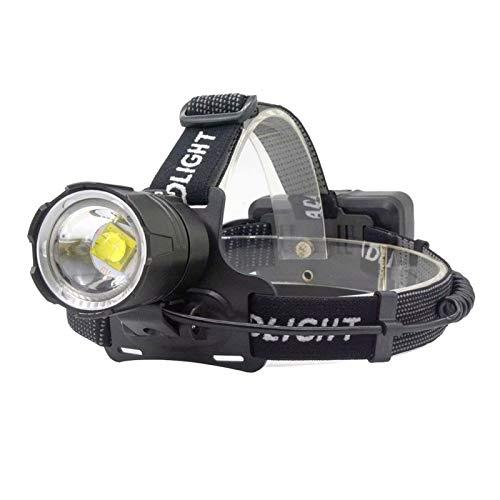 HKJZ SFLRW Linterna de Faro LED Luz de Trabajo Multifuncional-Recargable más Brillante, Campamento, Impermeable al Aire Libre