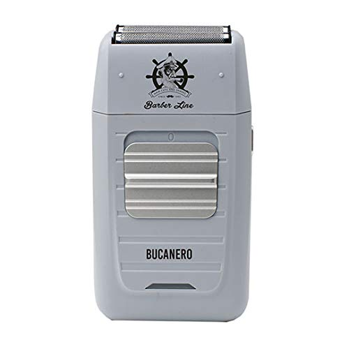 CortapelosyPlanchas- Shaver Afeitadora Bucanero Barber Line- Máquina de Afeitar, Pelar y Rapar la Cabeza - Eurostil