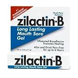 ZILACTIN-B MEDICATED GEL .25OZ BLAIREX LABORATORIES