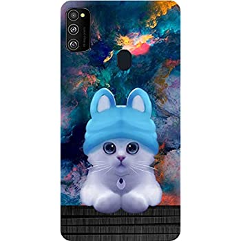 BuyFeb® Printed Samsung M30s & M21 Mobile Soft Mobile Back Cover Case Compatible for Samsung Galaxy M30s & M21