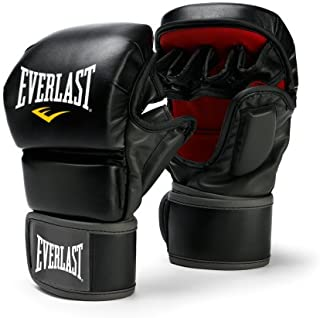 Everlast Striking Training Gloves Small/Medium Black