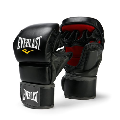 Everlast Striking Training Gloves Small/Medium Black