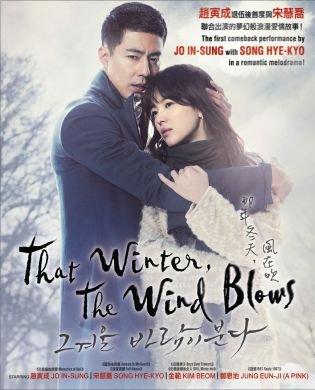 Coreano Drama Dvd That Winter, The Wind Blows (dramma coreano - 4DVD Set ufficiale con sottotitoli in inglese) [DVD] [2013]