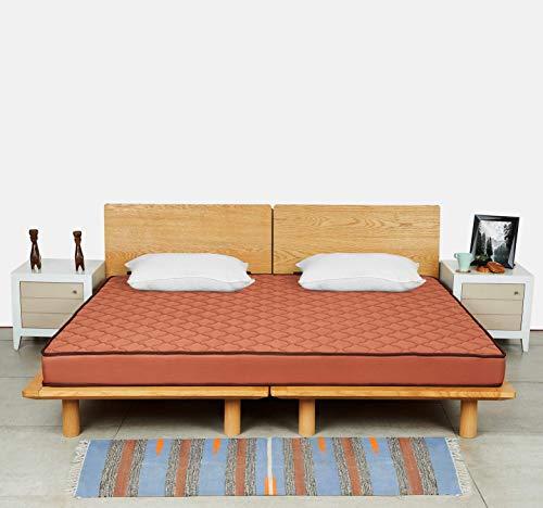 Sleepwell Starlite Glamour Extra Firm Bonded Foam Mattress (78x60x5)