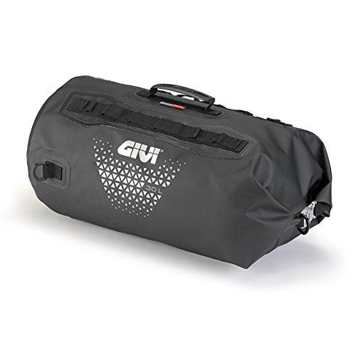 Gepäckrolle für Harley Davidson Sportster 883 Iron (XL 883 N) Givi UT801 30 Liter schwarz