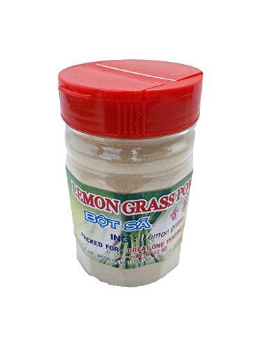 Lemongrass Powder, Bot Sa, Made from Fresh Lemon Grass 2.8oz