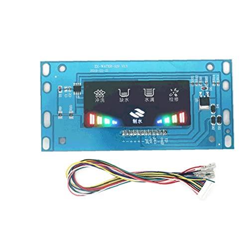 Naisicatar Accesorios DE PURIFICADOR DE Agua Placa DE COMPUTADORA PLAZAZA Inteligente Micro Micro LED Módulo de Control RO Panel de Control de la máquina