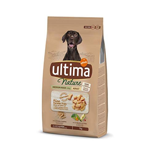 Ultima Nature Cibo per Cani Medium-Maxi con Pollo - 7 kg