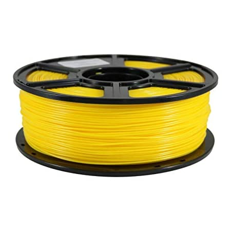 WOL 3D FlashForge Yellow ABS 3D Printer Filament (1.75mm) …