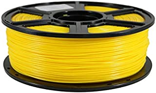WOL 3D FlashForge Yellow ABS 3D Printer Filament (1.75mm) …