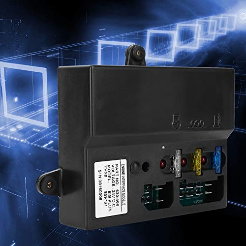 24V Genset Controller, Speed Governor Seal Generator Accessories, Industrial Products for Generator Start the Unit Electronic Instruments