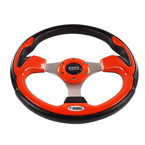 Huskey Orange Super Sport