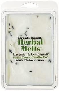 Swan Creek Lavender & Lemongrass Drizzle Melts