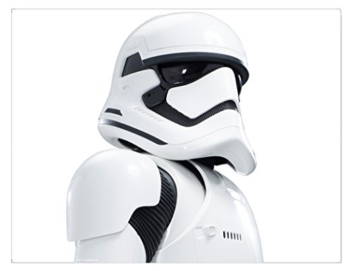 FanWraps The Force Awakens Passenger Series First Order Stormtrooper Perforated Window Decal
