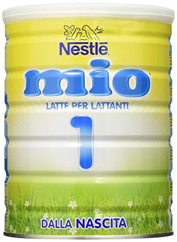 Nestlé Mio Latte Polvere Dalla Nascita per Lattanti - Pacco da 6 x 800 g