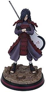 YDH Naruto Madara Personaggi Anime modellino bambola in PVC modellino tavolo decorazione statuette multicolore