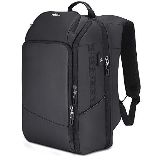 Großer Rucksack Herren Reiserucksack Handgepäck - Carry on 15,6 Zoll Business Laptop...