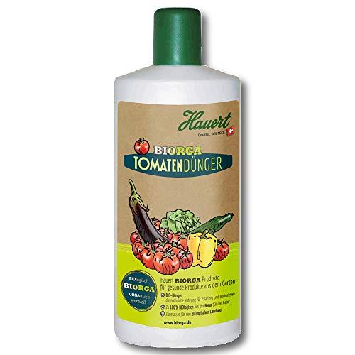 Biorga Tomatendünger Liter