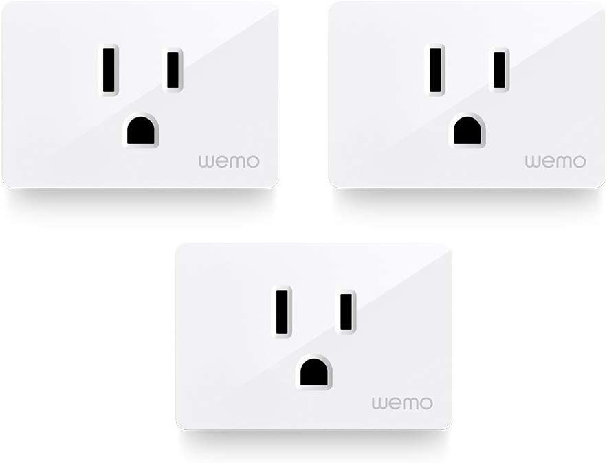 Wemo Smart Plug Simple Setup Home Max 53% OFF for Outlet Contr Ranking TOP5