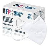 20 FFP2/KN95 Maske CE Zertifiziert Kleine Größe Small, Medizinische Mask mit 4 Lagige...