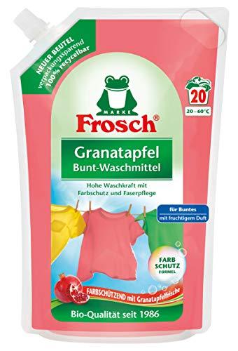 Frosch Granatapfel Bunt-Waschmittel, 1,8 l