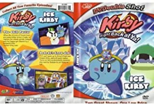 Kirby Right Back at Ya! Ice Kirby / 2 Full Episodes / DVD