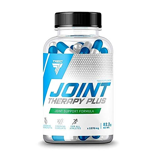 Trec Nutrition Joint Therapy Plus Support for Bones Joints and Cartilages Capsules, Pack of 60