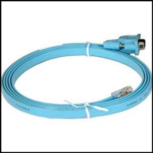 adaptare 70206 1,5 m Console-Kabel RS232 auf RJ45 für Konfiguration von Router/Switch/Cisco/Juniper-Reihe