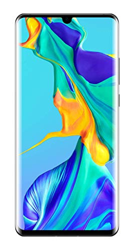 Huawei P30 Pro 128GB Handy, Schwarz, Android 9.0 (Pie), Dual SIM (Generalüberholt)