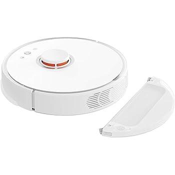 roborock Robot Aspirador, barredora, función de Limpieza, sensores LDS, Control de Aplicaciones Blanco: Amazon.es: Hogar