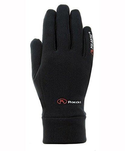 Roeckl Sports Handschuhe Pino, Biker, Silicone-Grip, PolartecPowerStretch 6-11