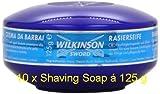 Wilkinson classic Rasierseife Shaving-Soap 10 x 125 g