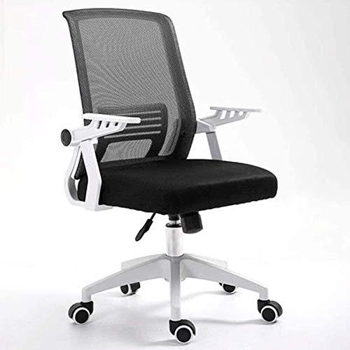 Silla de oficina de oficina giratoria ejecutiva Silla de computadora, silla de oficina para el hogar, silla giratoria de ascensor, silla de la conferencia sillón, silla de dormitorio estudiantil, ofic