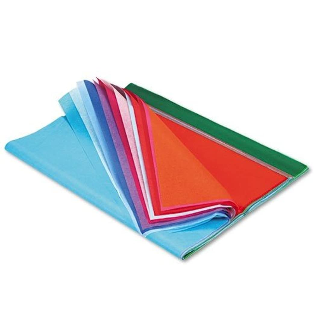 Pacon Spectra Art Tissue, 100 Sheets, 20