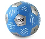 DEVELOP HEALTHY COPING SKILLS and learn from other players with the Coping Skills Thumball GREAT FOR GROUPS OF ALL SIZES - Answer a question, listen to other participants, and learn how to handle emotions THUMBALL IS FUN - players can support each ot...