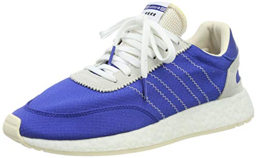 adidas I-5923, Zapatillas de Gimnasia Hombre, Azul (Collegiate Royal/Collegiate Royal/Ecru Tint S18 Collegiate Royal/Collegiate Royal/Ecru Tint S18), 41 1/3 EU