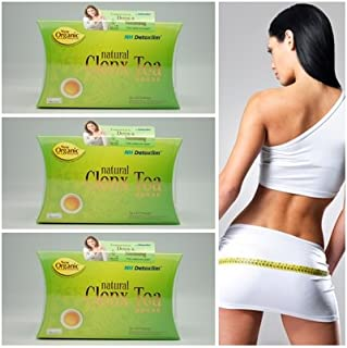 natural clenx tea lose weight