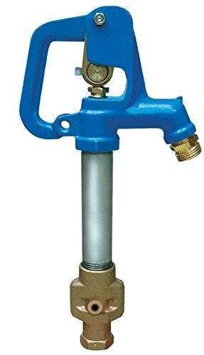"Simmons Manufacturing 4804LF Lead Free Premium Frost Proof Yard Hydrant, 4"" Bury Depth"