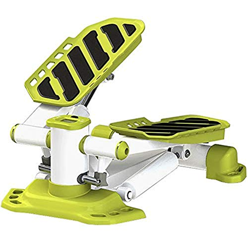 WeiX Stepper,Stepper Cardio Fitness,Stepper Twist Cardio Step Machine Escalera de Aire Ajustable, para Fitness Ejercicio aeróbico Gimnasio en casa